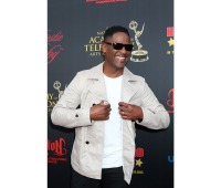 Blair Underwood at the NATAS Daytime Emmy Nominees Reception in April 2017