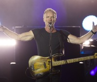 Sting at the Sporting Summer Festival in August 2019