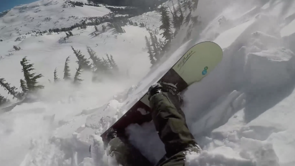 whistler avalanche avalanche airbag avalanche video