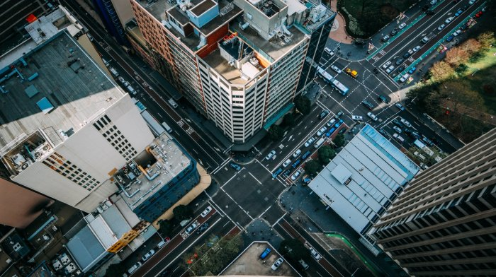 Don't let the urban jungle intimidate you, take matters into your own hands. Photo: Unsplash.