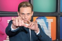 Billy Magnussen attends the 'Maniac' season 1 New York premiere at Center 415 on September 20, 2018 in New York City. (Photo by Mike Pont/WireImage)
