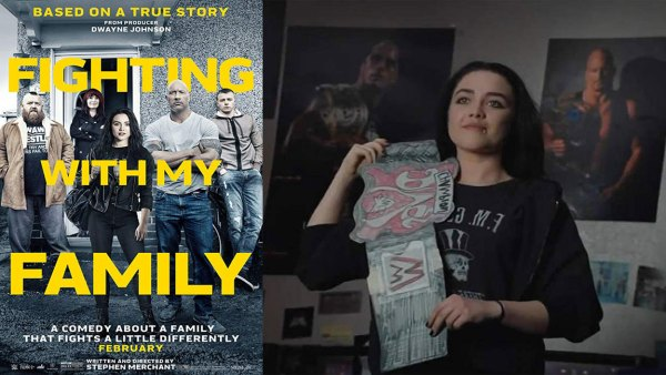 Fighting With My Family / MGM / Seven Bucks Productions