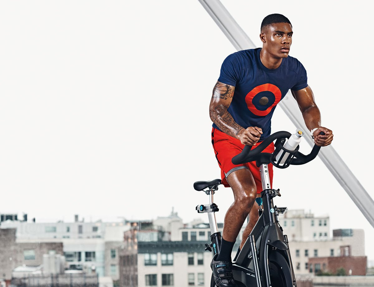 The 10-minute Cycling Workout That's as Effective as a 50