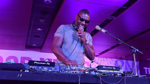 Idris Elba performs onstage during the 2018 Essence Festival -Day 2 at Louisiana Superdome on July 7, 2018 in New Orleans, Louisiana. (Photo by Paras Griffin/WireImage)