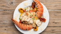 Lobster of the Angels from Schooner's Beach Club