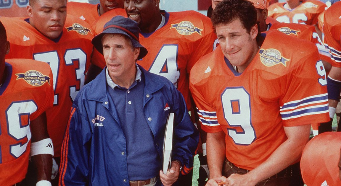 ba3697d87e3 Adidas Debuts 'Waterboy'-Themed Collection for Film's 20th Anniversary