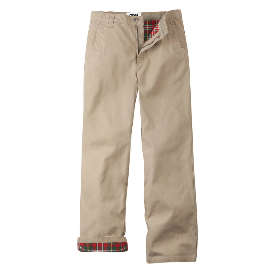 Field Tested Mountain Khakis Flannel