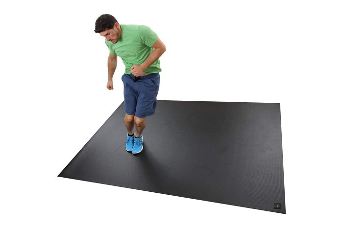 Square36 Large Exercise Mat