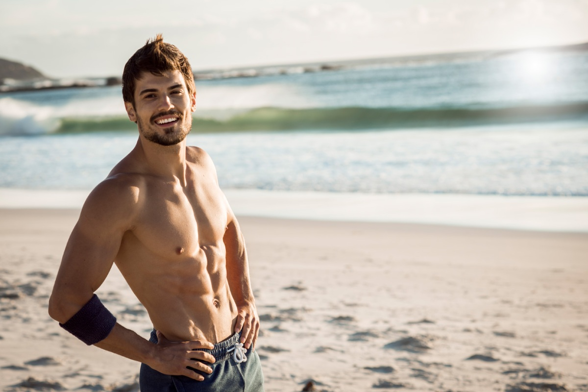 Eating for Abs: The Beach-body Diet Handbook