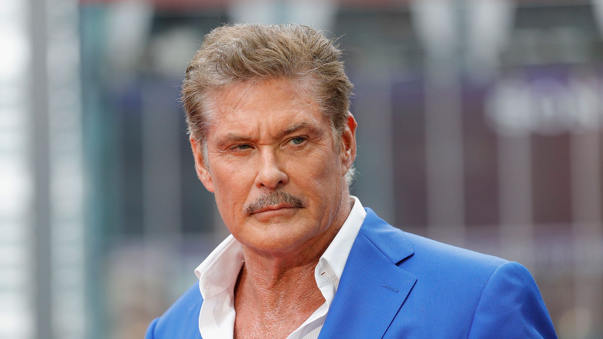 'Baywatch' Legend David Hasselhoff on His Iconic Nickname, Staying Present, and Fighting Kangaroos