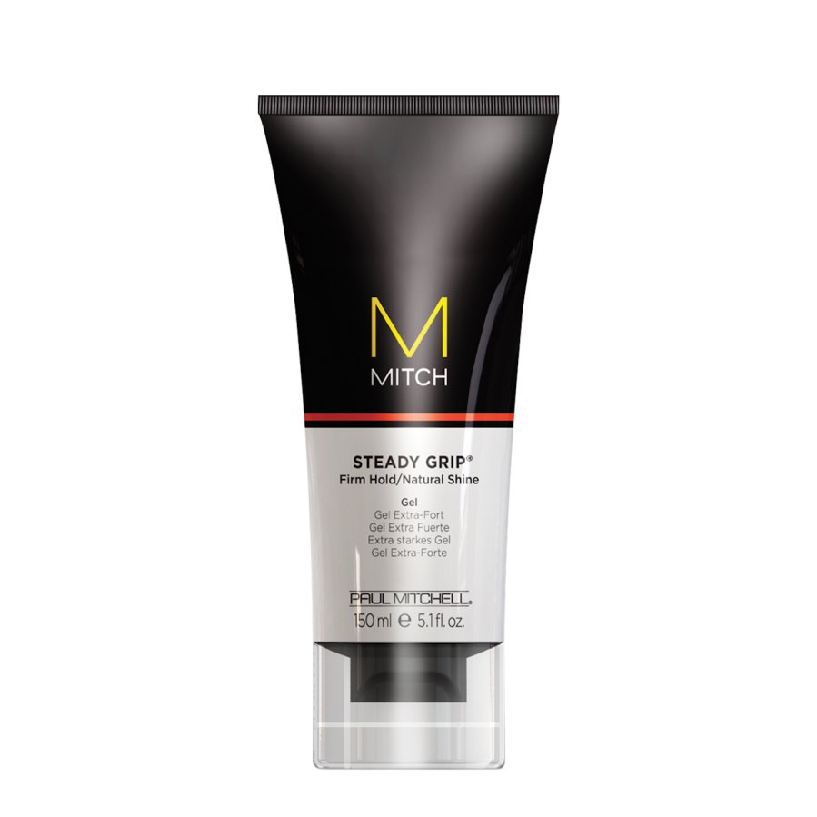 Paul Mitchell Men By Mitch Steady Grip Firm Hold:Natural Shine Gel