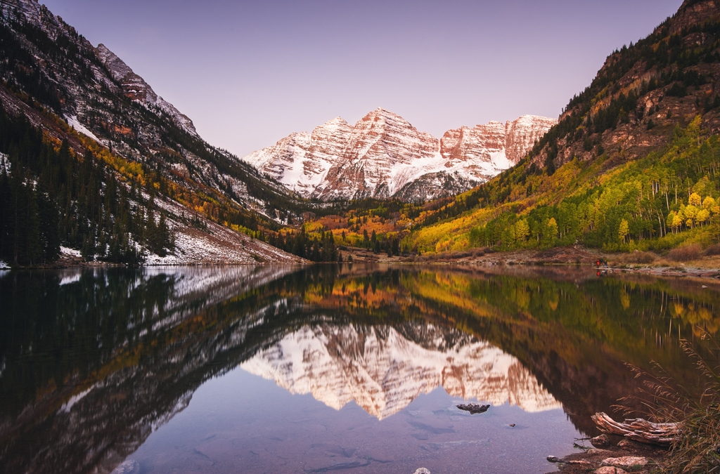 Maroon Bells Wilderness To Limit Camping Due To Overuse