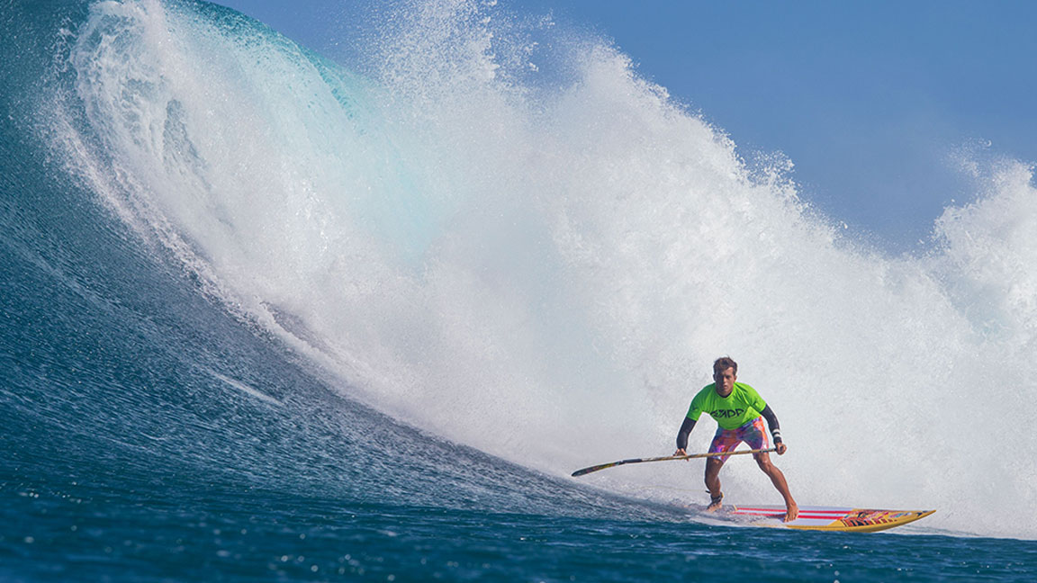 The MJ5: Surfer Kai Lenny on His Favorite Surf Spot, Workouts, Gear, and More