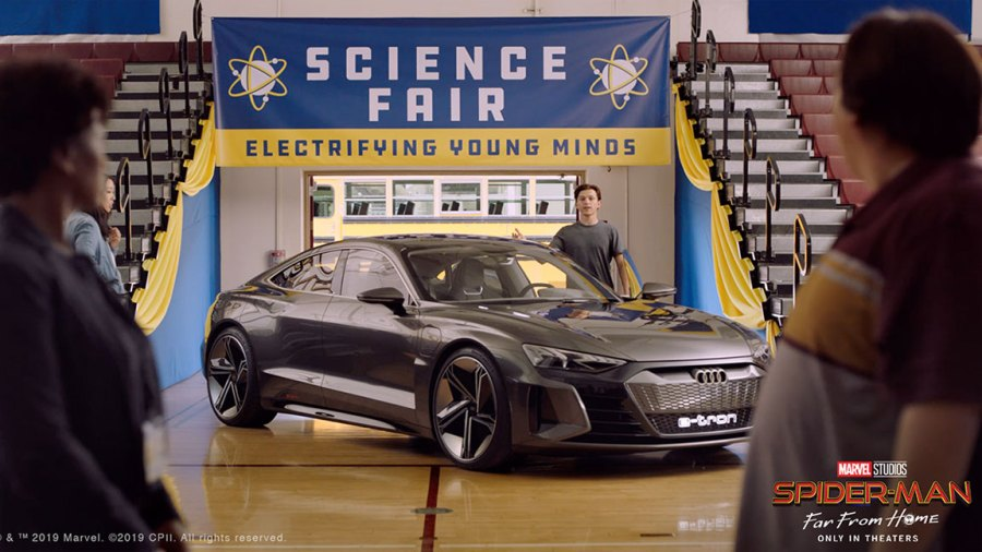 Audi / Spider-Man: Far From Home