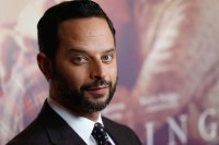 Nick Kroll attends 'Loving' New York Premiere