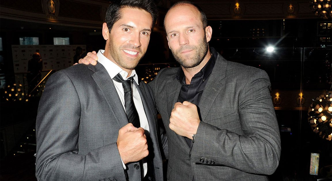 How Scott Adkins Trains for His Most Badass Roles