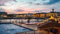 The Allas Sea Pool in Helsinki