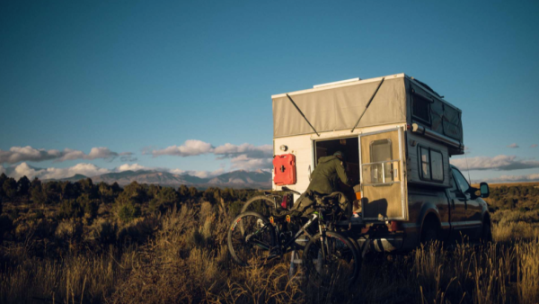 best places to park RV