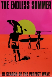A poster for The Endless Summer.
