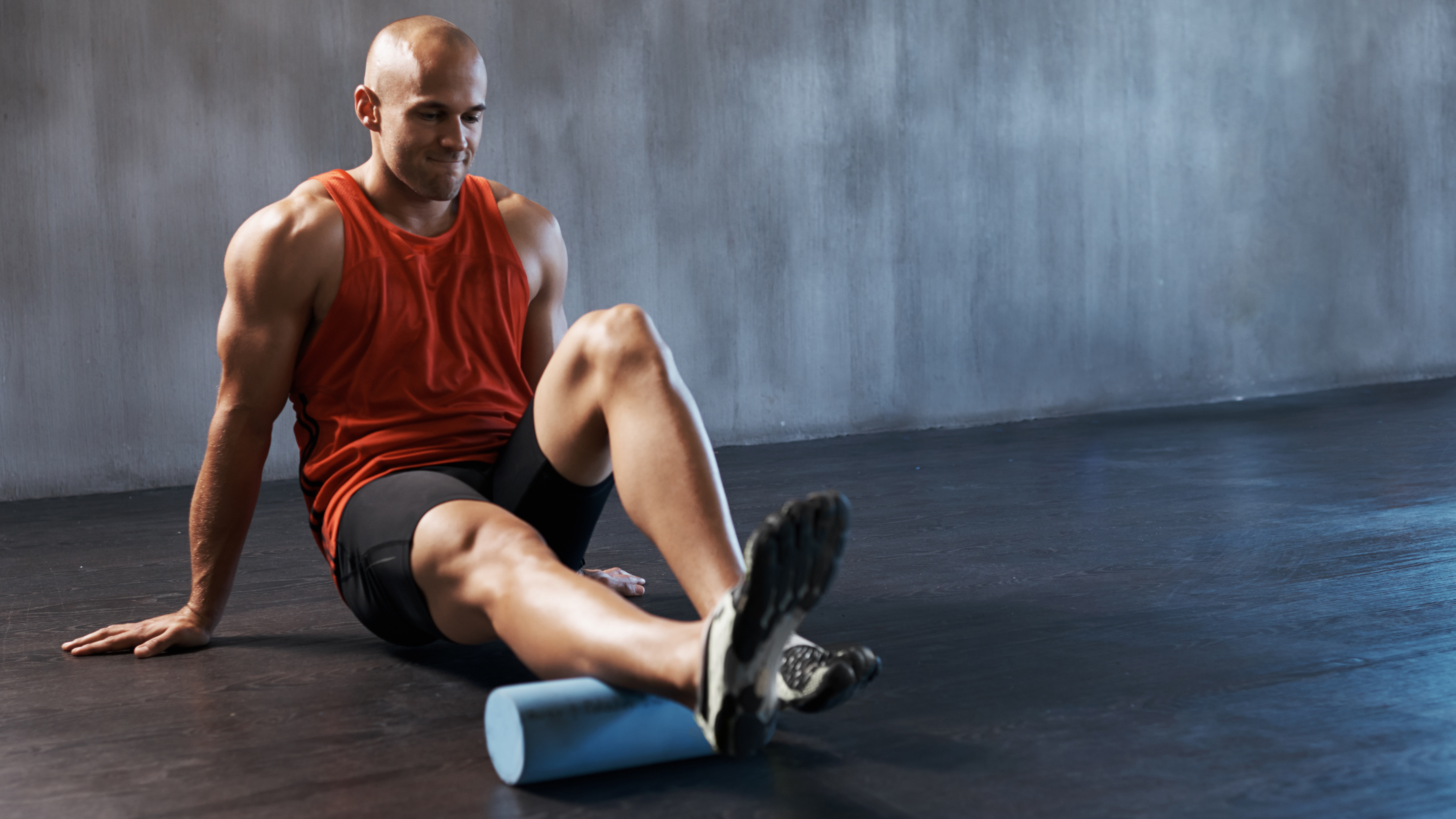 Why Foam Rolling Before Bed Can Relieve Stress and Help You Sleep Better