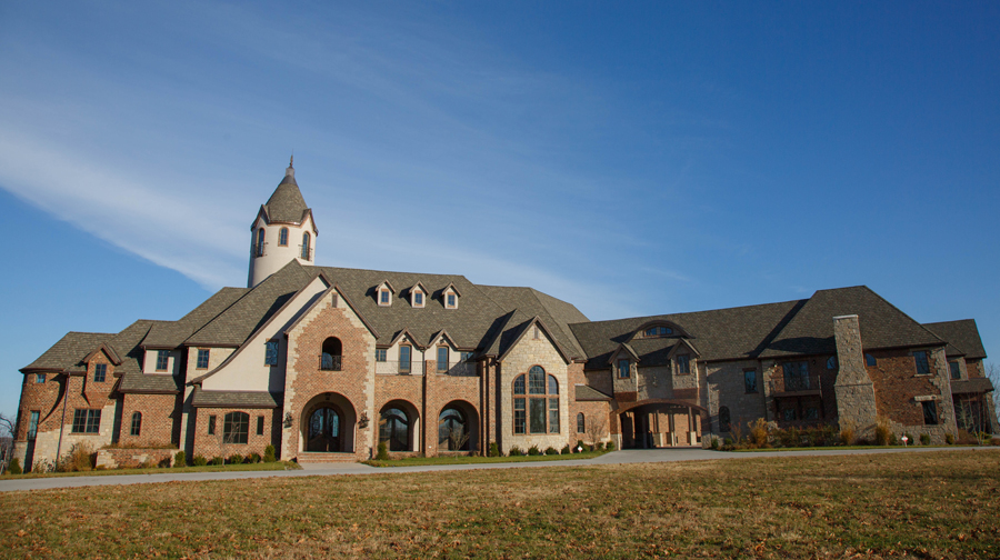 The home Cole Hamels donated to Camp Barnabas
