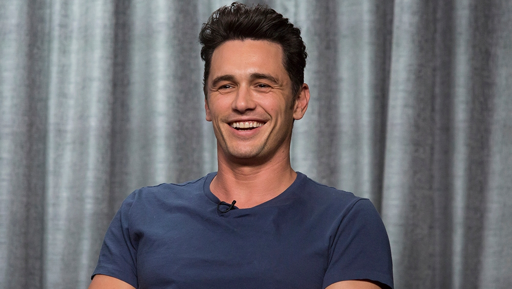 Actor James Franco attends SAG-AFTRA Foundation Conversations Career Retrospective on November 29, 2017.
