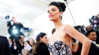 Actress Jessica Pare at the 2014 Met Gala