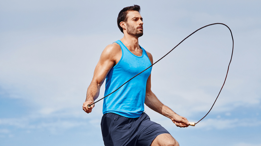 The Fat-Burning Jump Rope Workout You Should Add to Your Routine