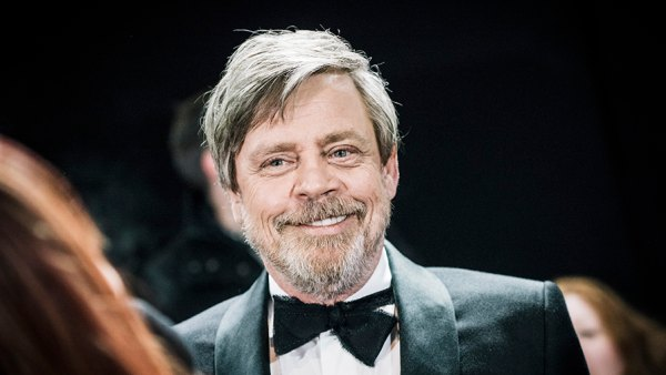 LONDON, ENGLAND - DECEMBER 12: Mark Hamill attends the European Premiere of Star Wars: The Last Jedi at the Royal Albert Hall on December 12, 2017 in London, England.