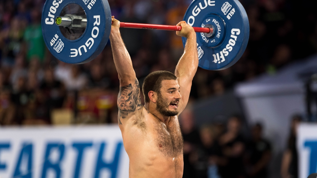 a501015a838 5 Training Tips from Two-Time CrossFit Champ Mat Fraser