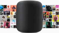 The Apple HomePod uses Siri to bring users a world of music