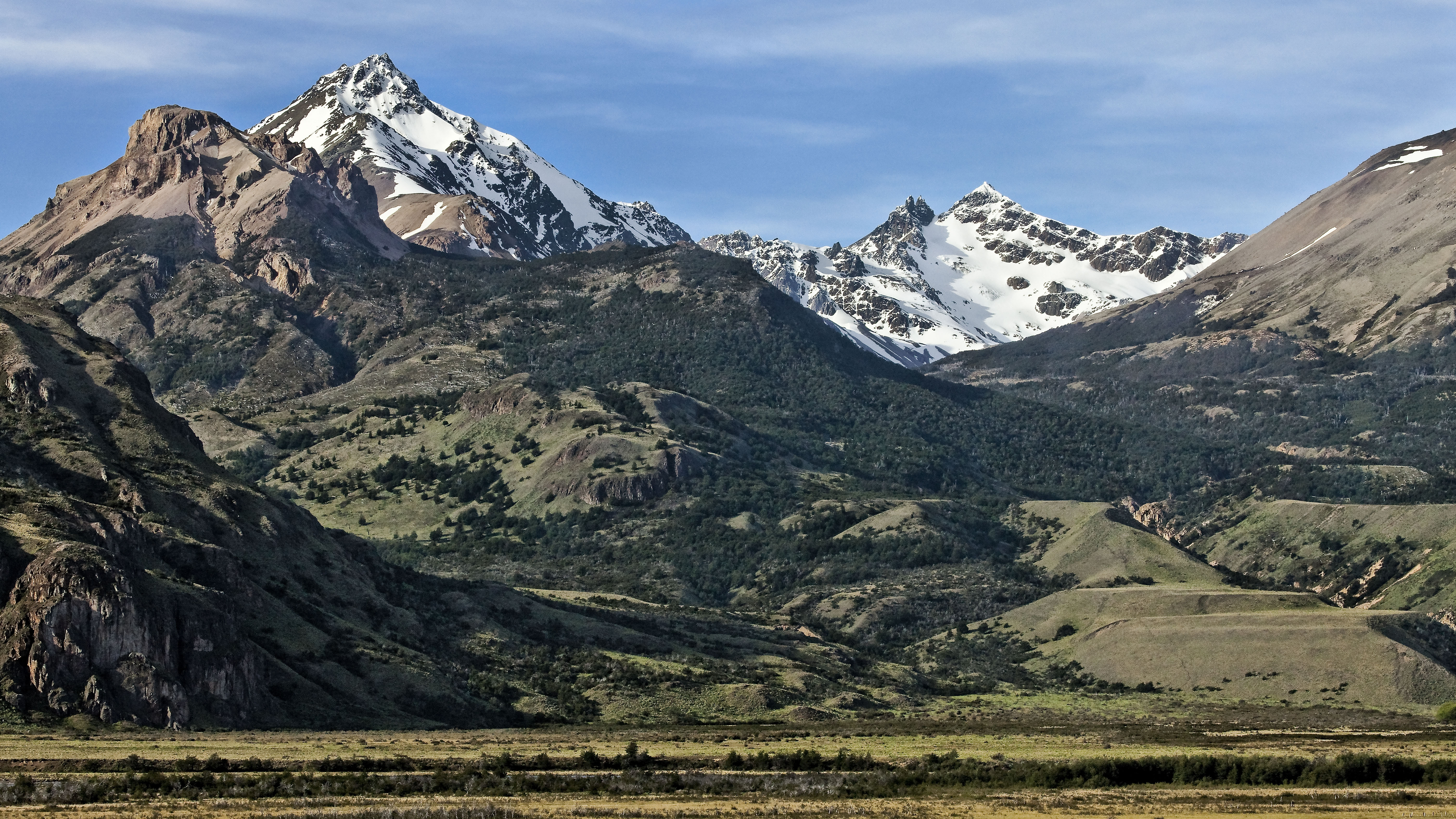 Chile creates nationwide parks from donated land