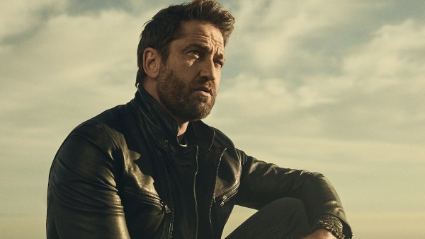 Gerard Butler in the February 2018 issue of Men's Journal