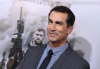 "Actor and comedian Rob Riggle plays Lieutenant Colonel Bowers in the new film, ""12 Strong,"" now in theaters."