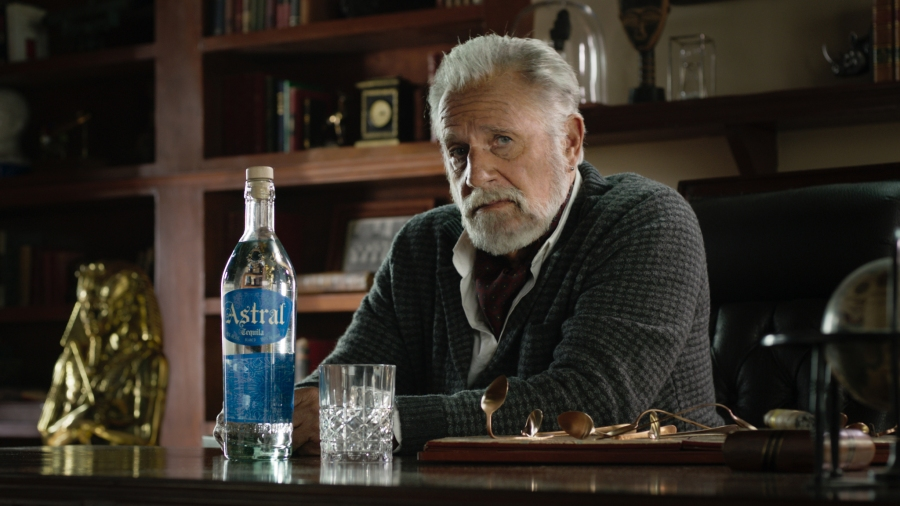 The Most Interesting Man In The World Now Works With