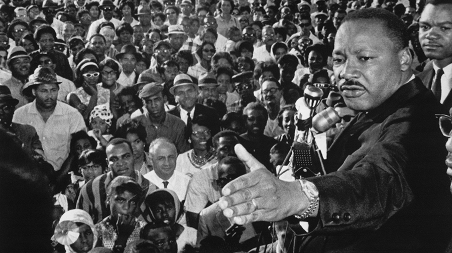 Two Very Different Watches Worn by Dr. Martin Luther King, Jr.