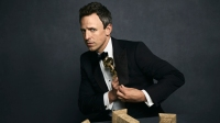 Seth Meyers will host the 75th Annual Golden Globe Awards on January 8, 2018