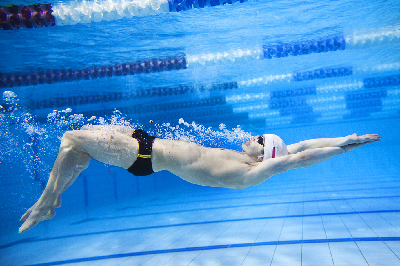 why swimming is one of the best (and hardest) workouts you can do