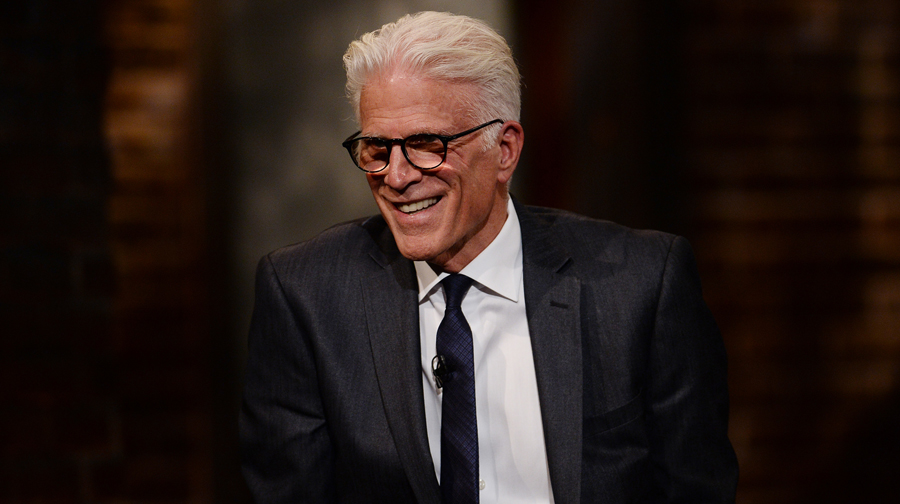 Ted Danson, star of The Good Place