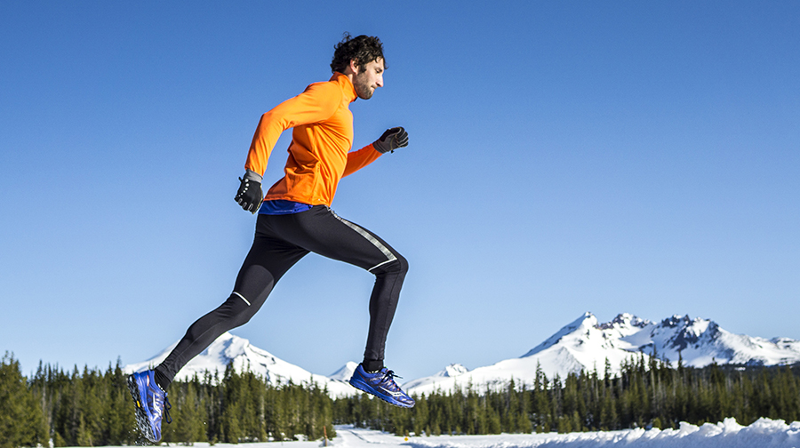 Winter Running Accessories for Snow
