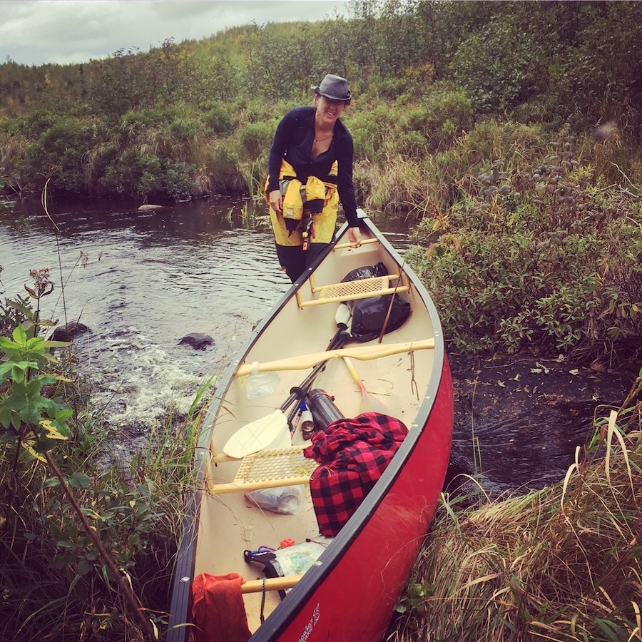 The Old Way in Canoe Country