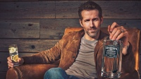 Ryan Reynolds is a part owner and new face of Aviation Gin.