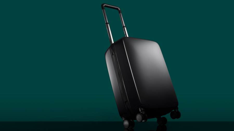 The Raden A22 Carry On is one of our favorite roller bags.