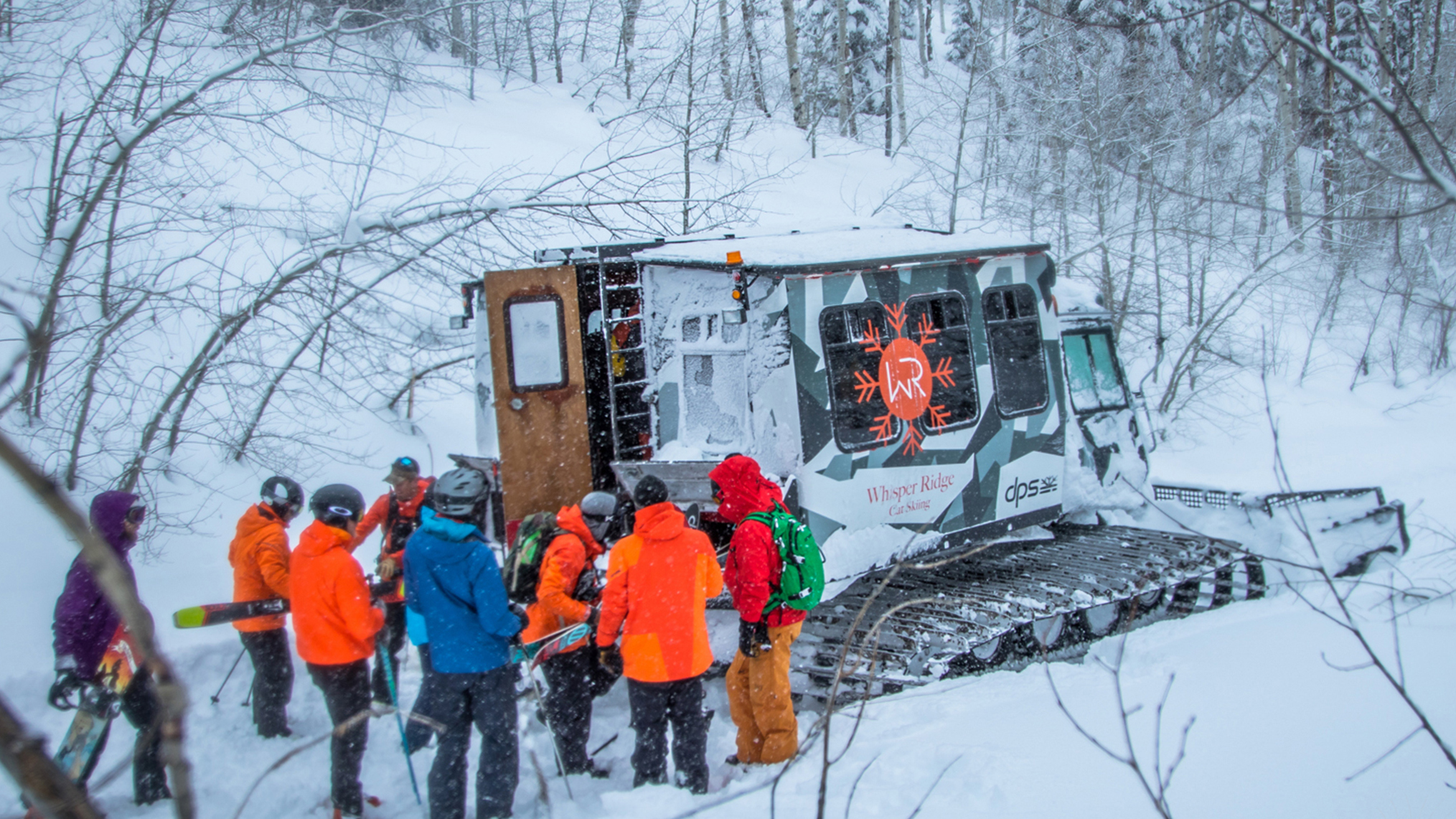 The Best Cat-skiing in North America