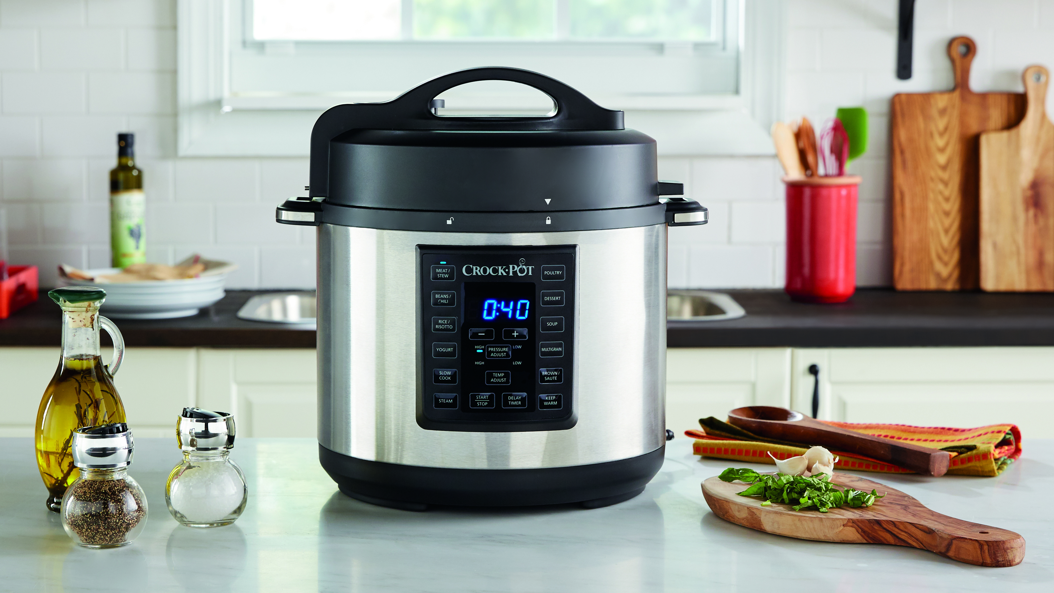 Which is better to have a multicooker, a convection oven or a double boiler in the kitchen 12