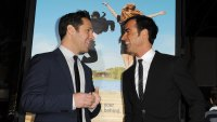Paul Rudd and Justin Theroux Talk About Friendship and Making Netflix's 'Mute'