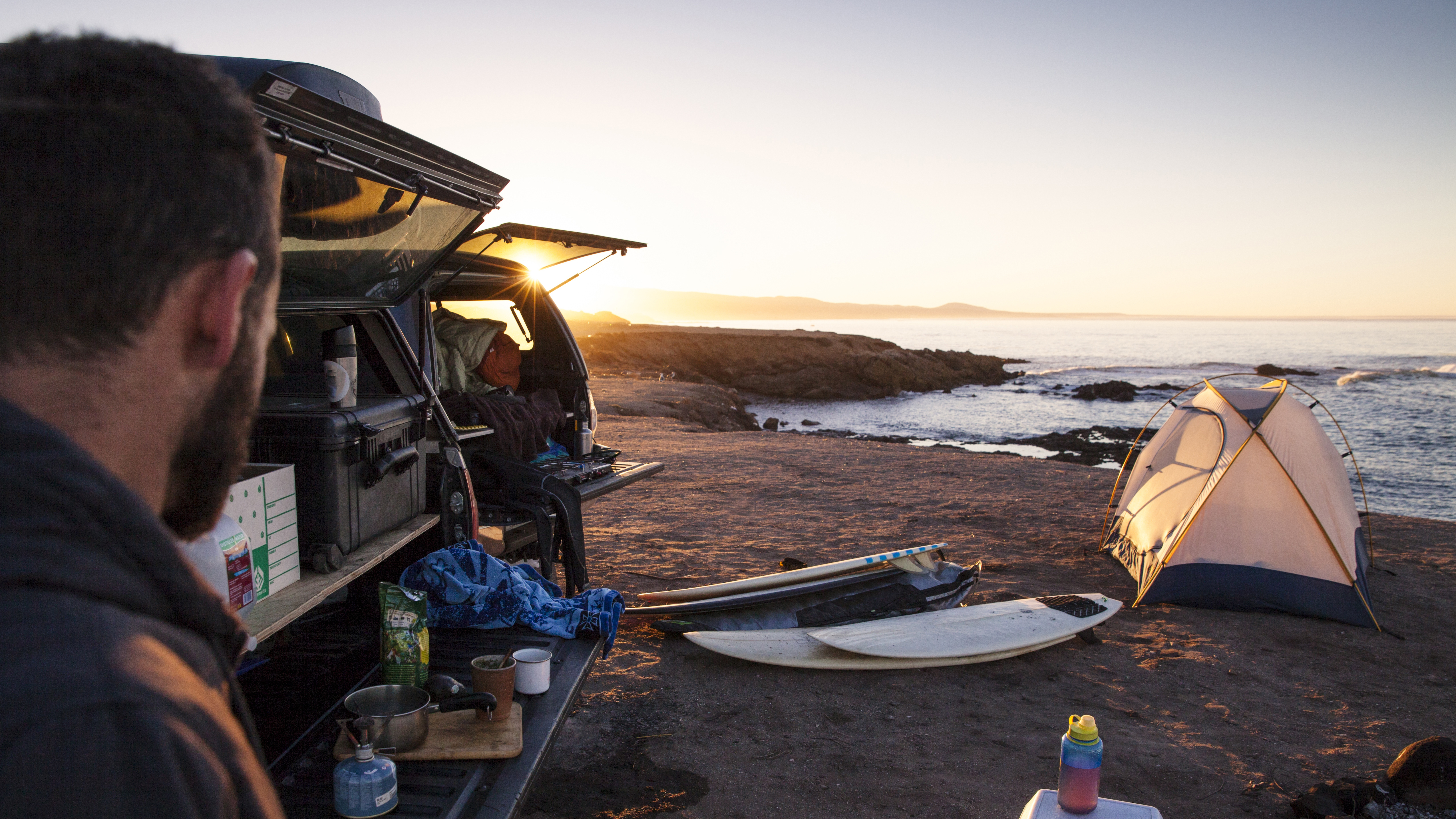 The Essentials: 5 Must-have Items for Car Camping