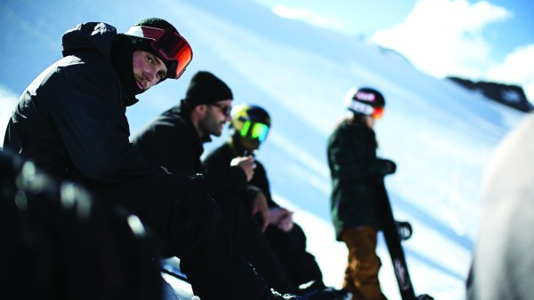 Gus Kenworthy photographed by Mike Walsh