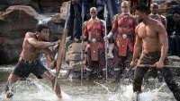 How Michael B. Jordan Put on 15 Pounds of Muscle for 'Black Panther'