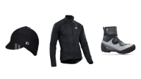 Winter Cycling Accessories and Apparel